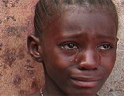 Elle n'a souvent les yeux que pour pleurer
